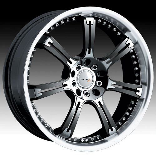 Drifz 202MB 202 Jade Custom Rims Wheels 1