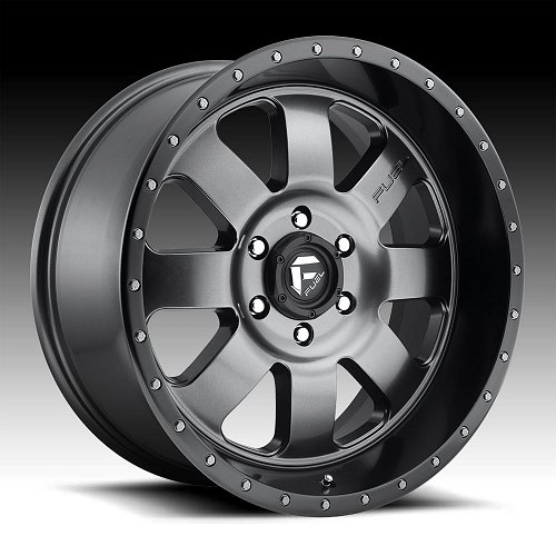 Fuel Baja D628 Anthracite Black Custom Wheels Rims 1