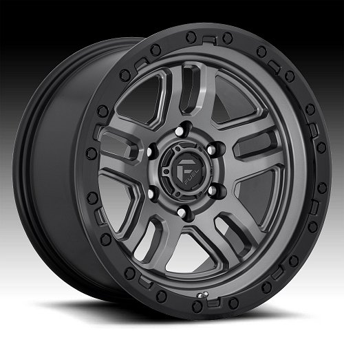 Fuel Ammo D701 Anthracite Custom Wheels Rims 1