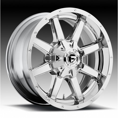 Fuel Maverick D536 Chrome Truck Wheels Rims 1