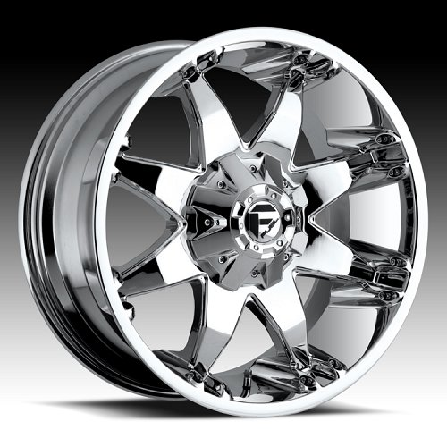 Fuel Octane D508 Chrome Truck Wheels Rims 1