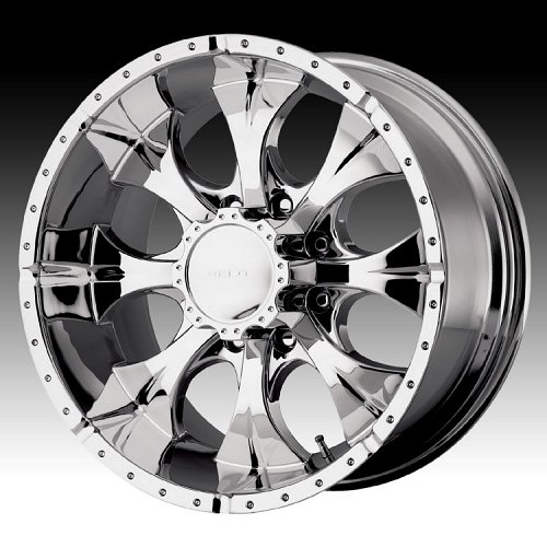 Helo HE791 791 Maxx 8-Lug Chrome Custom Rims Wheels 1
