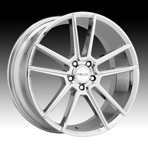 Helo HE911 Chrome Custom Wheels Rims 1