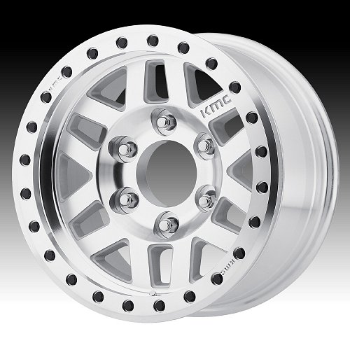 KMC XD Series XD228 Machete Desert Beadlock Machined Custom Wheels Rims 1