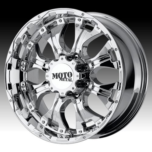 Moto Metal MO959 Chrome Custom Wheels Rims 1