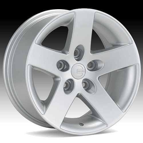 Mamba MR1X Silver Custom Wheels Rims 1