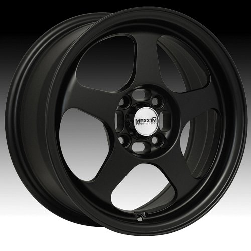 Maxxim Air AI Carbon Black Custom Wheels Rims 1
