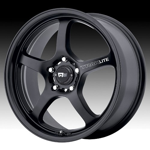 Motegi Racing MR131 Satin Black Custom Wheels Rims 1