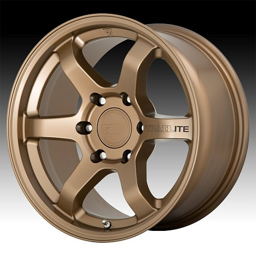 Motegi Racing MR150 Trailite Matte Bronze Custom Wheels Rims 1