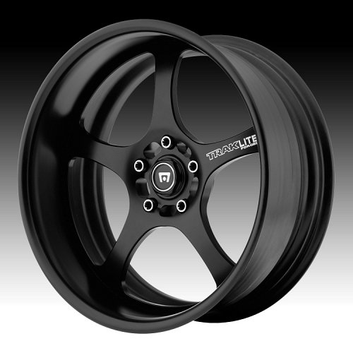 Motegi Racing MR221 Traklite 2-Piece Satin Black Custom Rims Wheels 1
