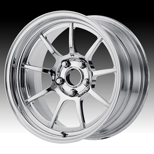 Motegi Racing MR402 Formula Polished Custom Wheels Rims 1