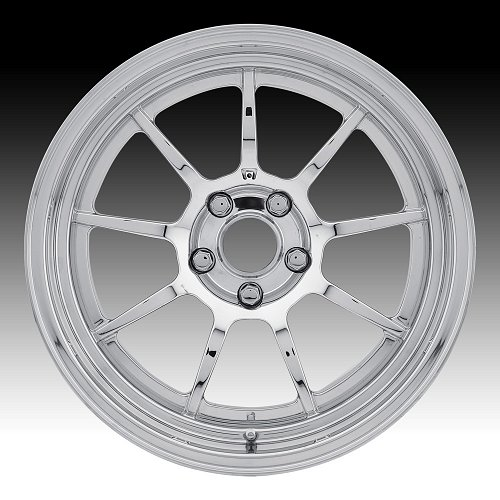 Motegi Racing MR402 Formula Polished Custom Wheels Rims 2