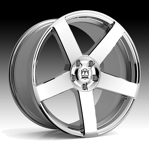 Motiv 416C Monterey Chrome Custom Wheels Rims 1