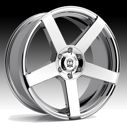 Motiv 416C Monterey Chrome Custom Wheels Rims 2