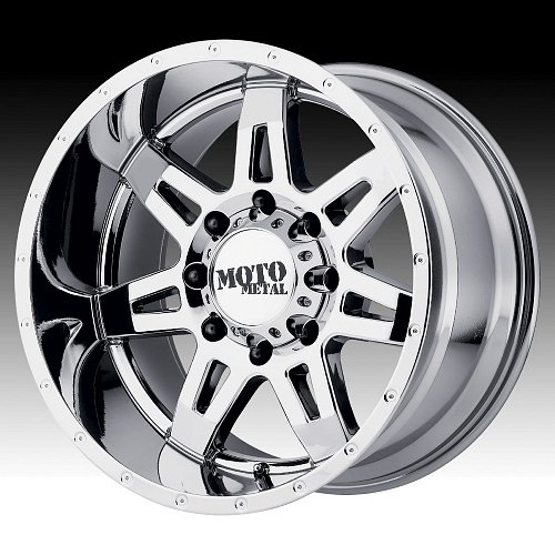 Moto Metal MO975 Chrome Custom Wheels Rims 1