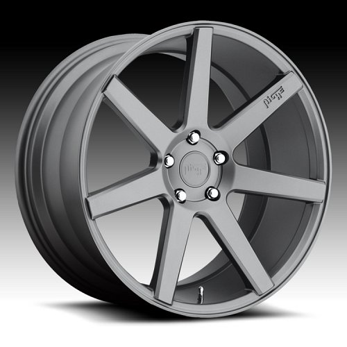 Niche M149 Verona Anthracite Custom Wheels Rims 1