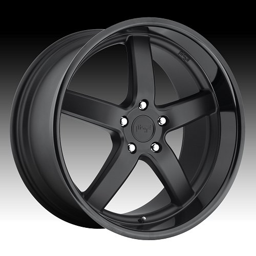 Niche Patano M173 Black Custom Wheels Rims 1
