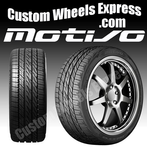 215/45ZR17 91W XL Nitto Motivo™ UHP A/S Tires 1