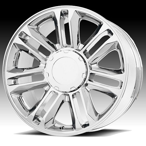 OE Creations 132C Chrome Custom Wheel 1