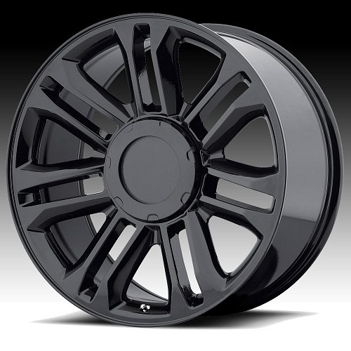 OE Creations 132GB Gloss Black Custom Wheel 1