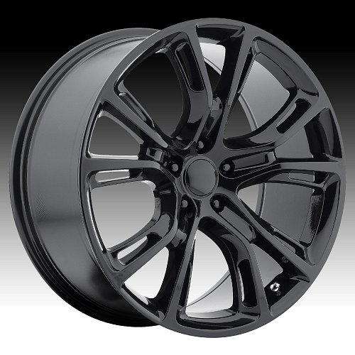 OE Creations 137GB Gloss Black Custom Wheel 1