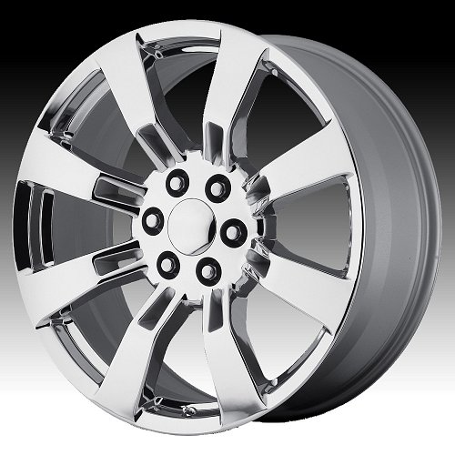 OE Creations 144C Chrome Custom Wheel 1