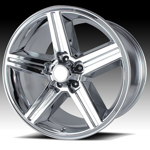 OE Creations 148C Chrome Custom Wheel 1