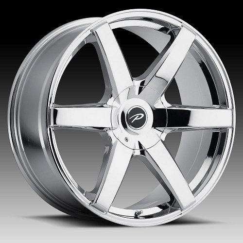 Pacer 785V Ovation Chrome PVD Custom Wheels Rims 1