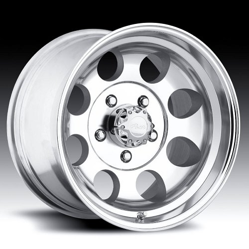Pacer 164P 164 LT Mod Polished Custom Rims Wheels 1