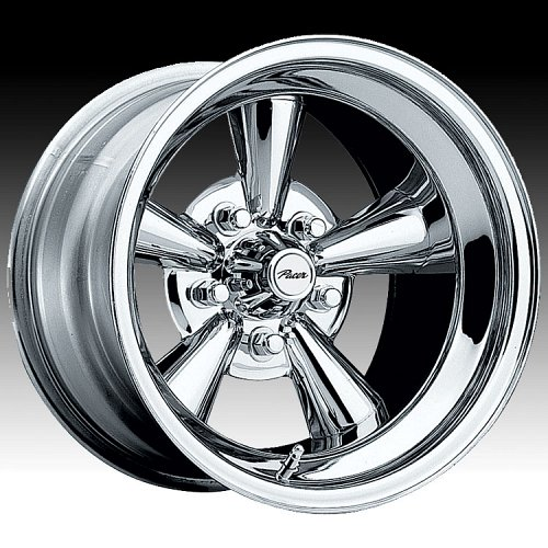 Pacer 177C Supreme Chrome Custom Rims Wheels 1