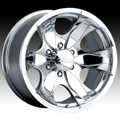 Pacer 187P 187 Warrior Polished Custom Rims Wheels 1