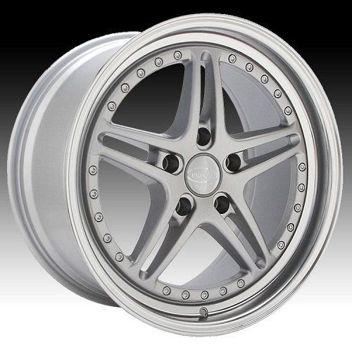 Privat Rivale Silver Custom Wheels Rims 1