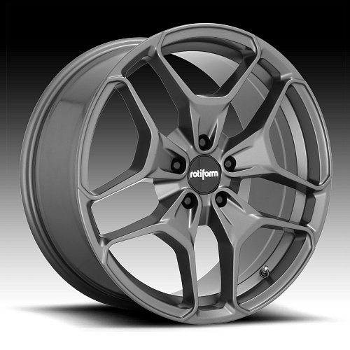 Rotiform HUR R172 Anthracite Custom Wheels Rims 1