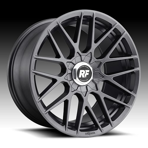 Rotiform RSE R141 Matte Anthracite Custom Wheels Rims 1