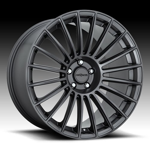 Rotiform BUC R154 Matte Anthracite Custom Wheels Rims 1