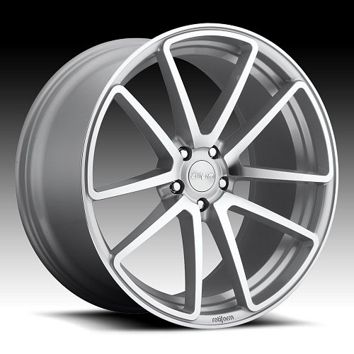 Rotiform SPF R120 Machined Silver Custom Wheels Rims 1