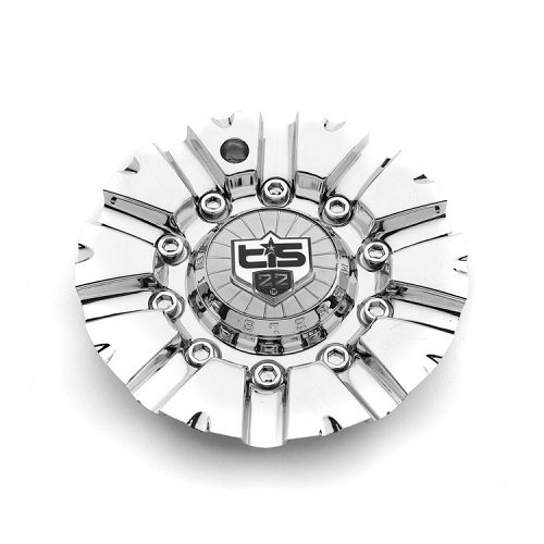 CAP-532C-2-22 / TIS 532C 22x9.5 Chrome Center Cap 1