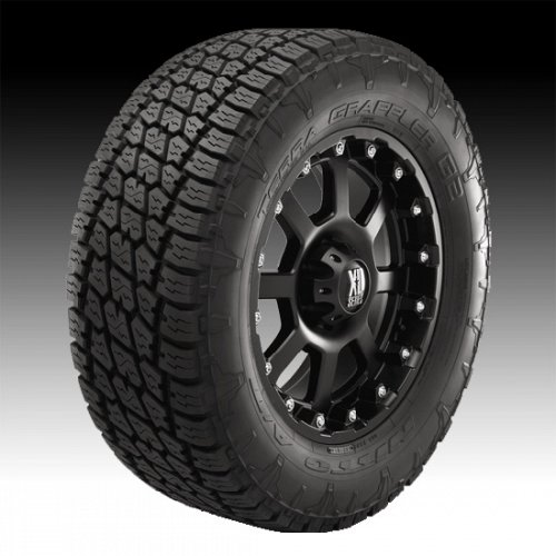 LT265/65R18 E Nitto Terra Grappler® G2 All-Terrain Tires 1