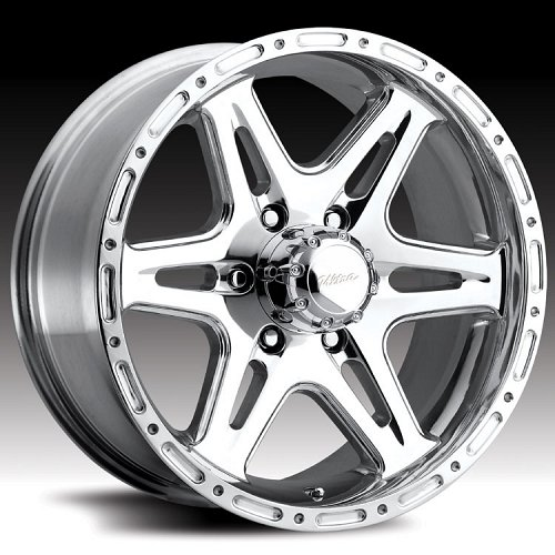 Ultra 207 / 208 Badlands Polished Custom Rims Wheels 1