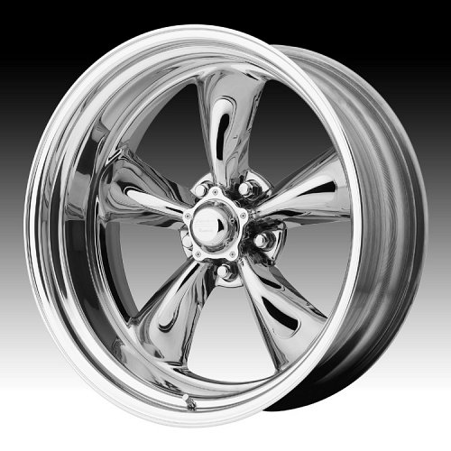American Racing Torq Thrust® II VNC405 2-PC Chrome Polished Custom Rims Wheels 1