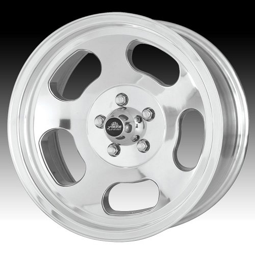 American Racing Ansen™ Sprint VNA69 69 Polished Custom Rims Wheels 1